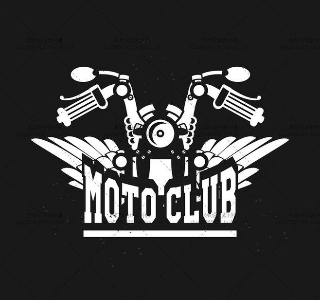 什么是摩托车? 摩托车,由汽油机驱动,靠手把操纵前轮转向的两轮或三轮车,轻便灵活,行驶迅速,广泛用于巡逻、客货运输等,也用作体育运动器械。从大的方向上来说,摩托车分为街车,公路赛摩托车,越野摩托车,巡航车,旅行车等。 在八十年代,摩托车是非常流行的,而摩托车LOGO更是层出不穷,下面我们一起来欣赏富有创意的摩托车LOGO设计。