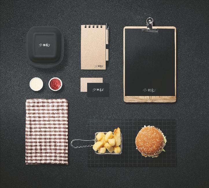 餐饮LOGO设计展示