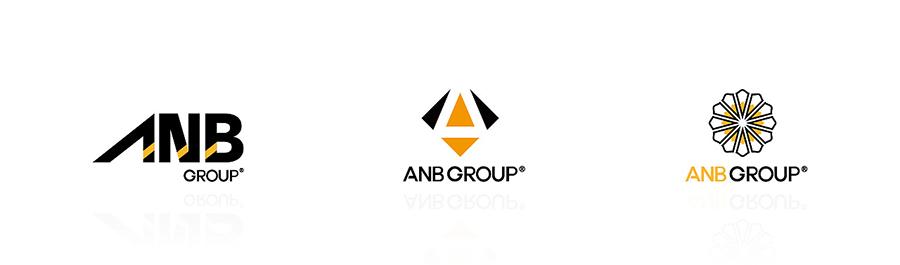 ANBLOGO设计三个方案