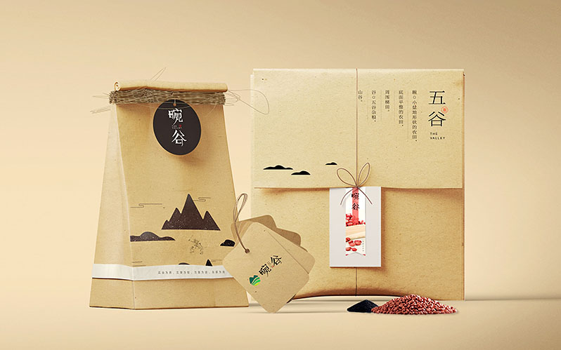 LOGO在包装、礼盒上的应用