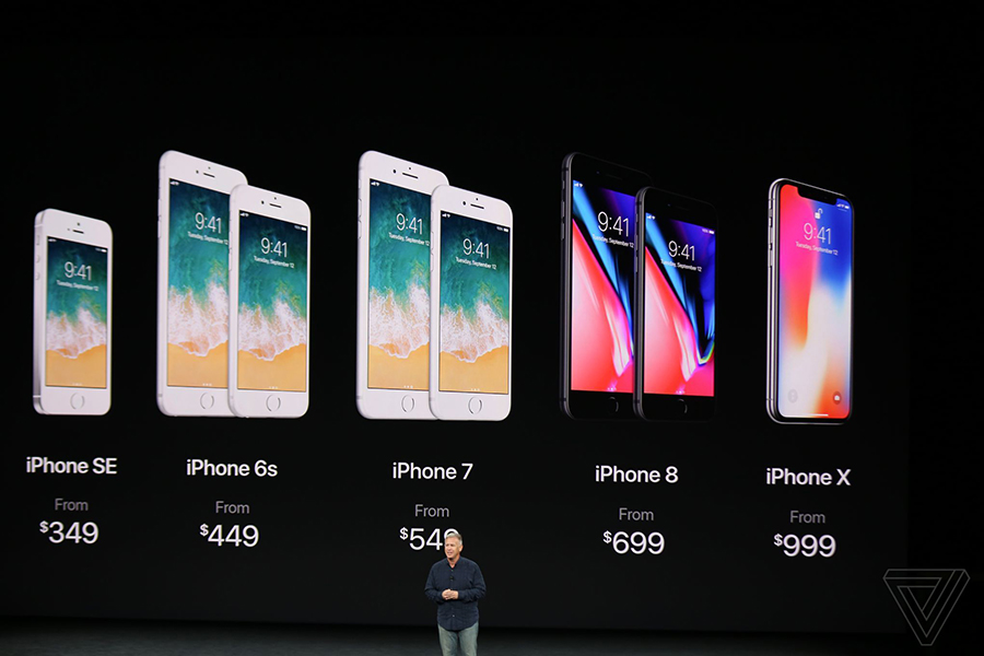 苹果8(iPhone8)价格表