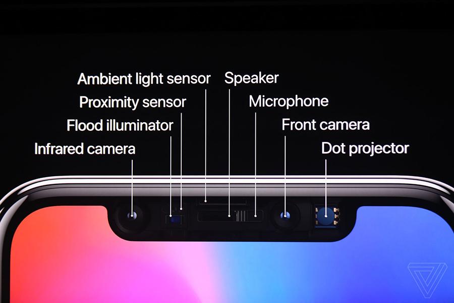 苹果8细节