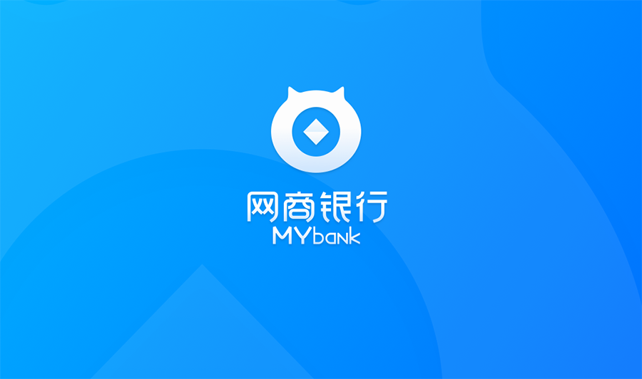 网商银行(MYbank)LOGO设计