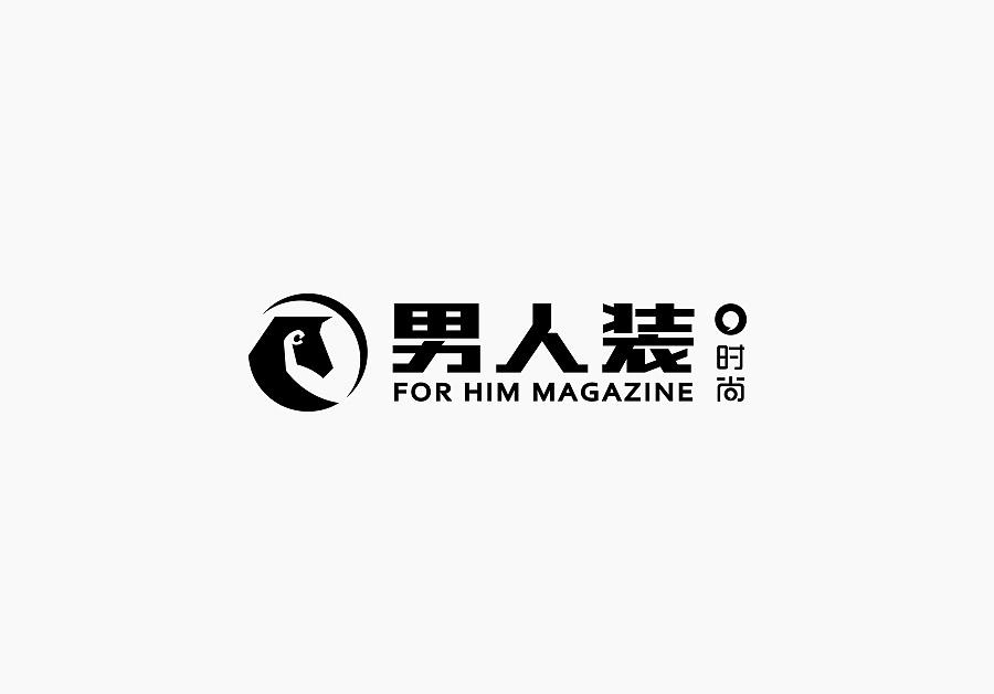 logofree:《男人装》时尚杂志logo在线设计
