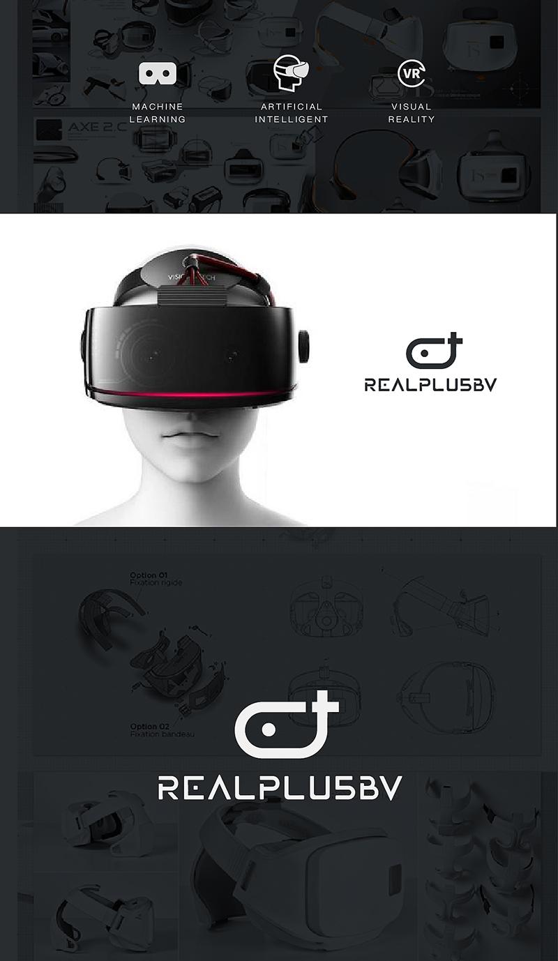 REALPLUS VR在VR眼镜上的应用
