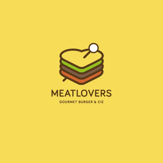 Meatlovers Gourmet Burger & Cie国外公司标志